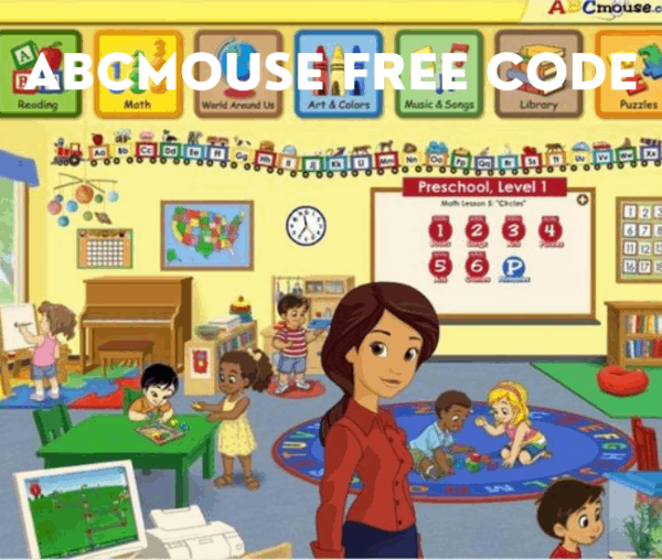 ABCmouse free code