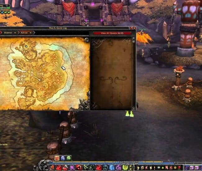 How To Get To Draenor From Org