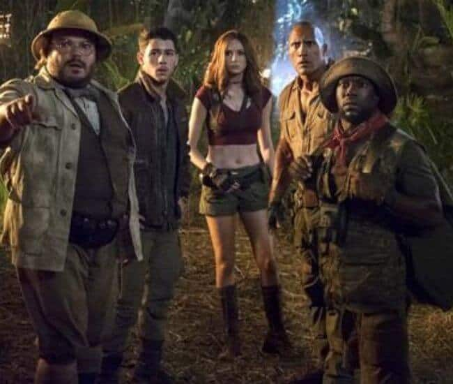Jumanji: Welcome to the jungle full movie online free 123movies