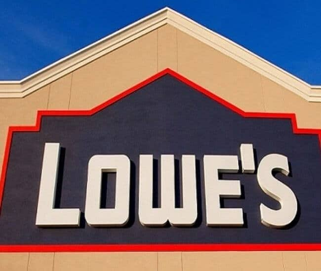 Does Lowes Price Match
