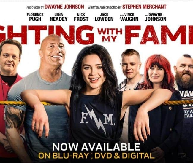 Fighting with My Family Full Movie 123movies