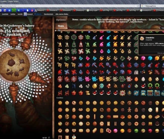 Cookie Clicker Easter