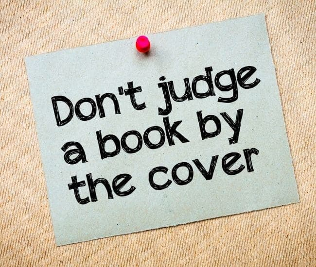 Don't Judge A Book By Its Cover Movie