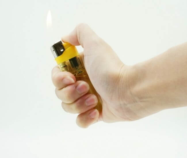 How old do you have to be to buy a lighter