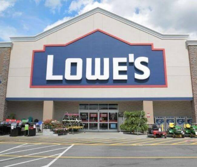 How old do you have to be to work at Lowes